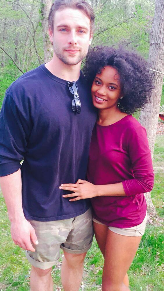 Would you date/marry a black woman white guys?
