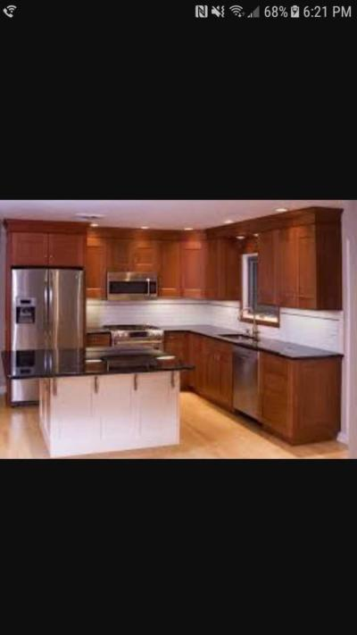 If A Womans Place Is In The Kitchen Then Why Are Cabinets And Shelves So Damn High
