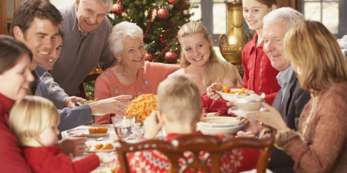 Do you like spending the Holidays with your family?