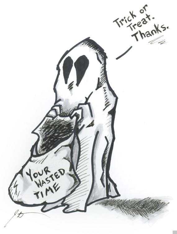 So who here has been ghosted or worse yet zombied?