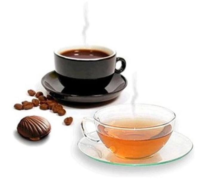 Hot vs Cold: Do you prefer hot or iced coffee/tea?