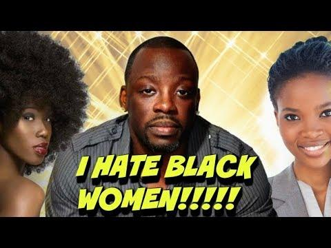 How do you feel about Tommy Sotomyer and other black men that advocate against black women?