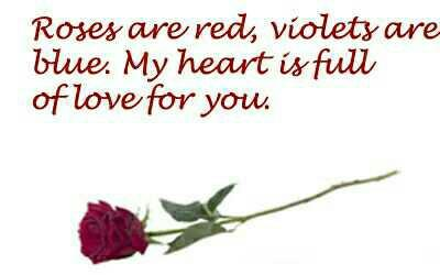 Roses are Red, Violets are Blue . . . .?