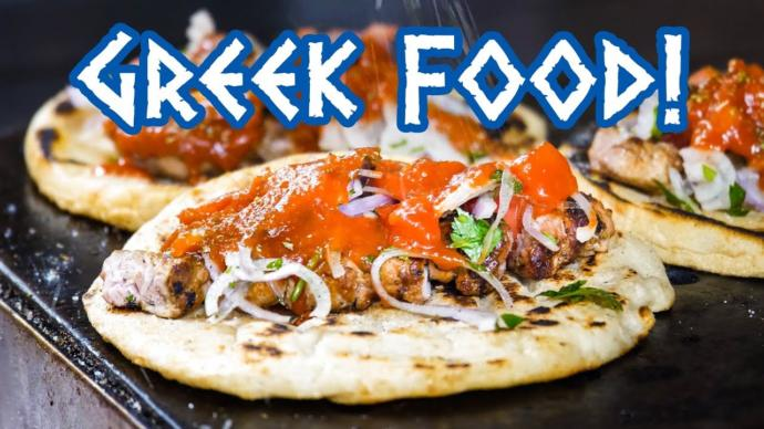 Has anyone ever tried Greek food before?