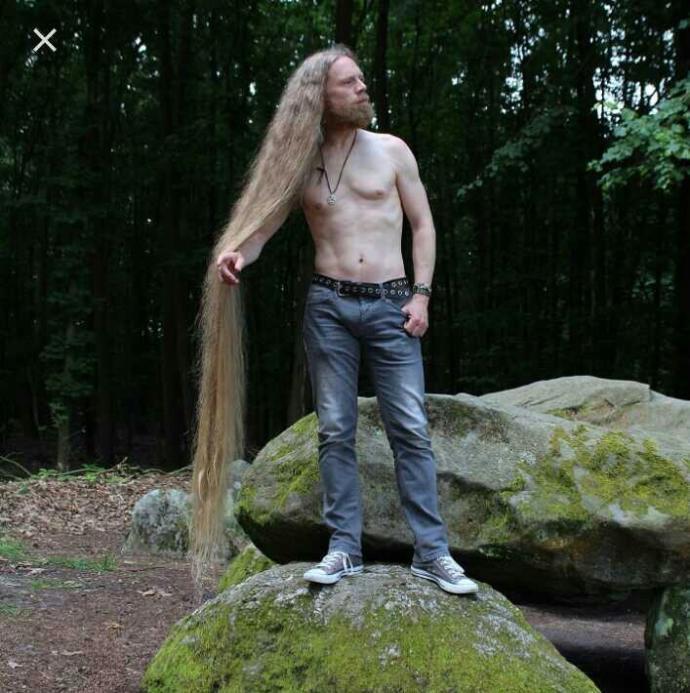 Long or short hair??