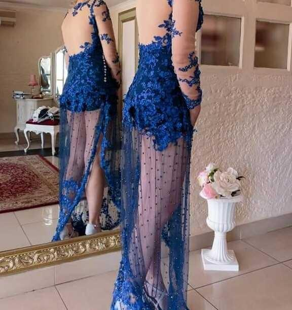 If the girl you love with all your heart wears this dress to a function where you can't be with her??