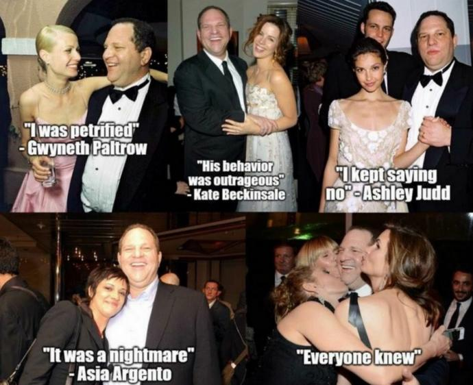 If actresses traded consensual sex for movie roles with Harvey Weinstein are they really victims or prostitutes?