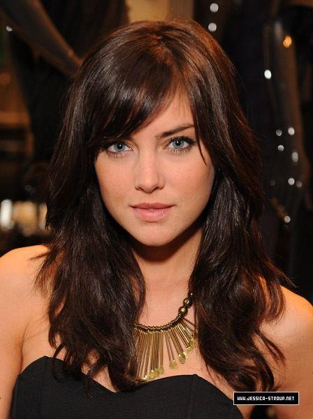 Guys, Do you like the hair like this? or longer? or without bangs?