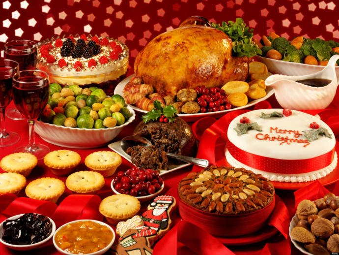 Can you share your favorite holiday recipe? Or your favorite holiday food?