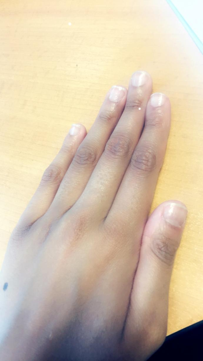 What nail polish colour would suit my hands the most?