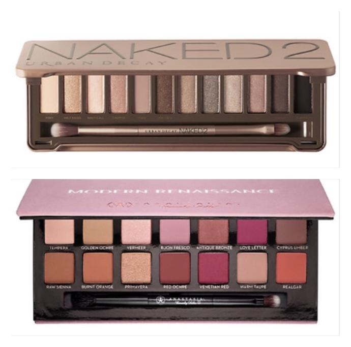 What eyeshadow palette should I buy out of these 2?