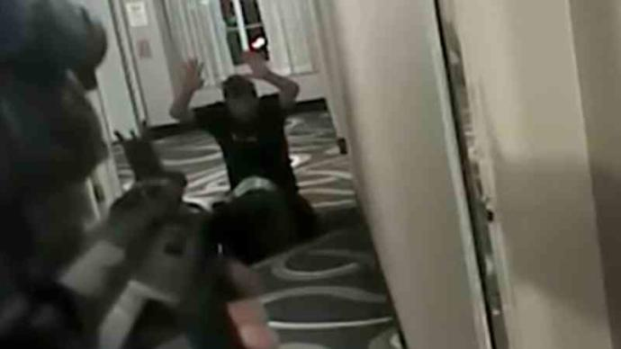 What are your thoughts about this *Graphic* video showing Daniel Shaver sobbing and begging officer for his life before being killed?