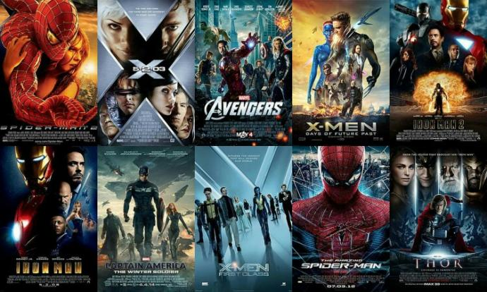 What are your favorite comic book movies ???