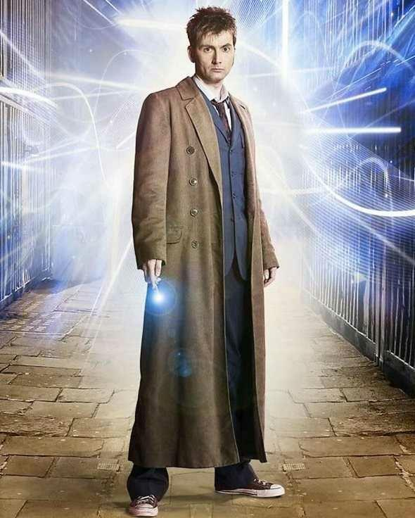 Who is your favourite Doctor Who from the new show?