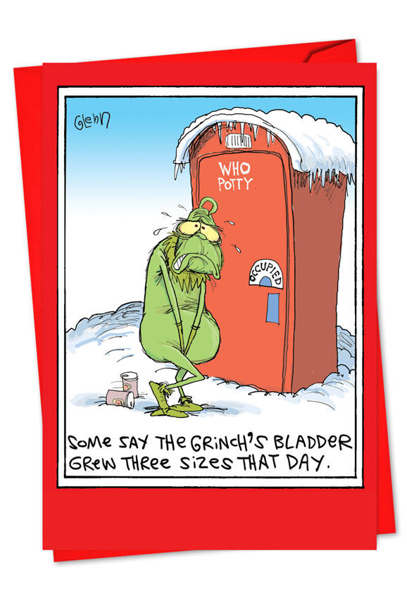 What should the Grinch do?