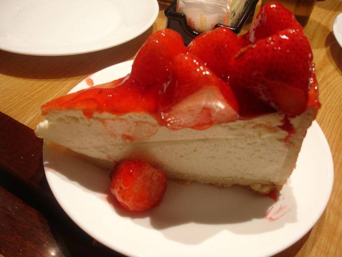 Do you like Cheesecake?