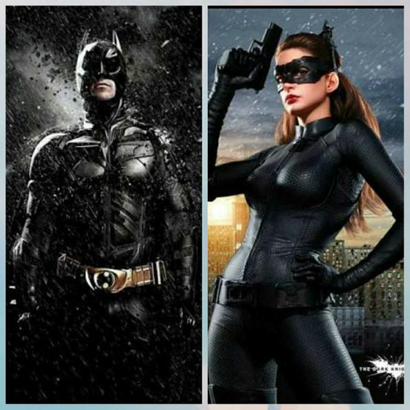 Girls And Guys, Would You Rather Be Batman / Catwoman Or Superman / Supergirl ??