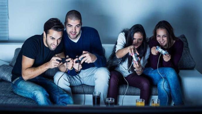 Girls do you think guys who play vidoe games are losers or unattractive??