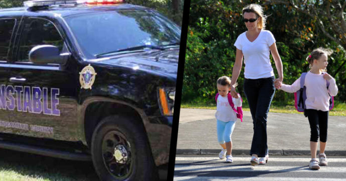 Texas School Is Reportedly Arresting Parents Who Walk Their Kids To Or From School. What are Your Thoughts On This?