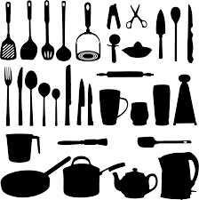 Which materials of utensils do you use at home??