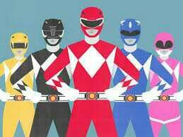 Have you watched Power Rangers while growing up??