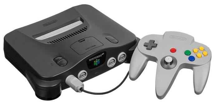 What was your first ever game console?