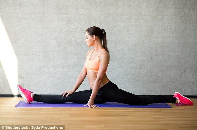 Do you think its impressive or sexy if a girl can do the splits?