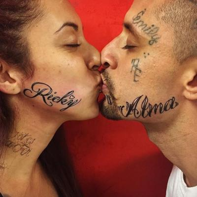 What do you think about face tattoos AND what do you think about ...