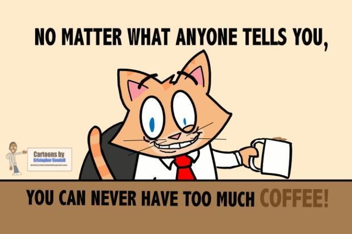 How much is TOO MUCH Coffee?