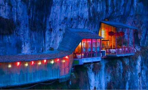 What do you think of exotic restaurants??