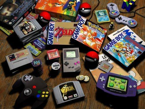 What were your top 5 favorite video games to play as a kid?