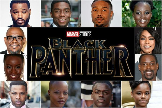 Does the new Black Panther movie need more diversity??