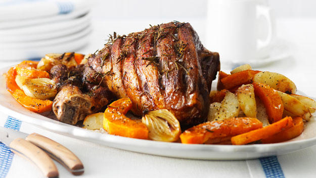 If you are single and cook a roast dinner for yourself, how many meals can you make out of it? What are the associated dishes you make with it?