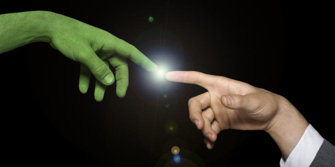 What would you do if you meet an alien?