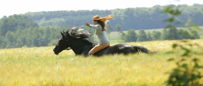 What are your thoughts on equestrian girls, do you think they are more attractive??