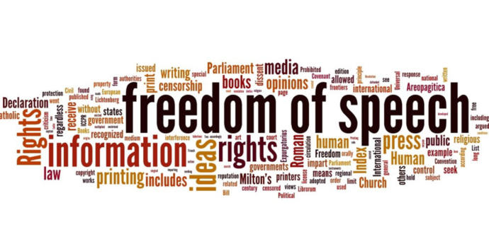 Should freedom of speech be absolute or should it be limited?
