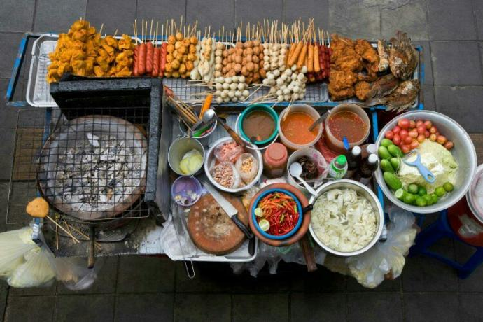 What is your most favourite street food ??