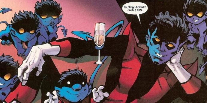 Ladies, would you date Nightcrawler from the X-men?
