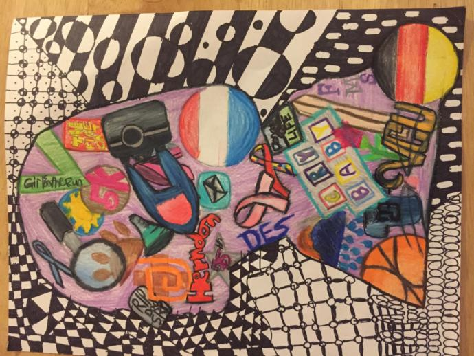 How do my art projects look?