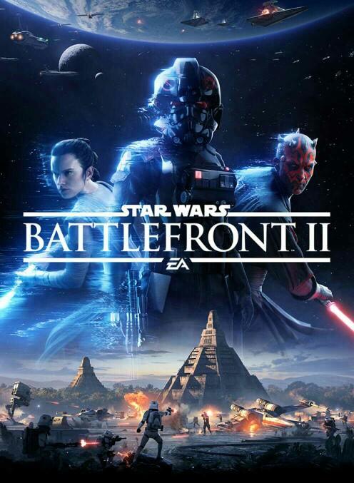 New Star Wars Battlefront II or Old Star Wars Battlefront II??