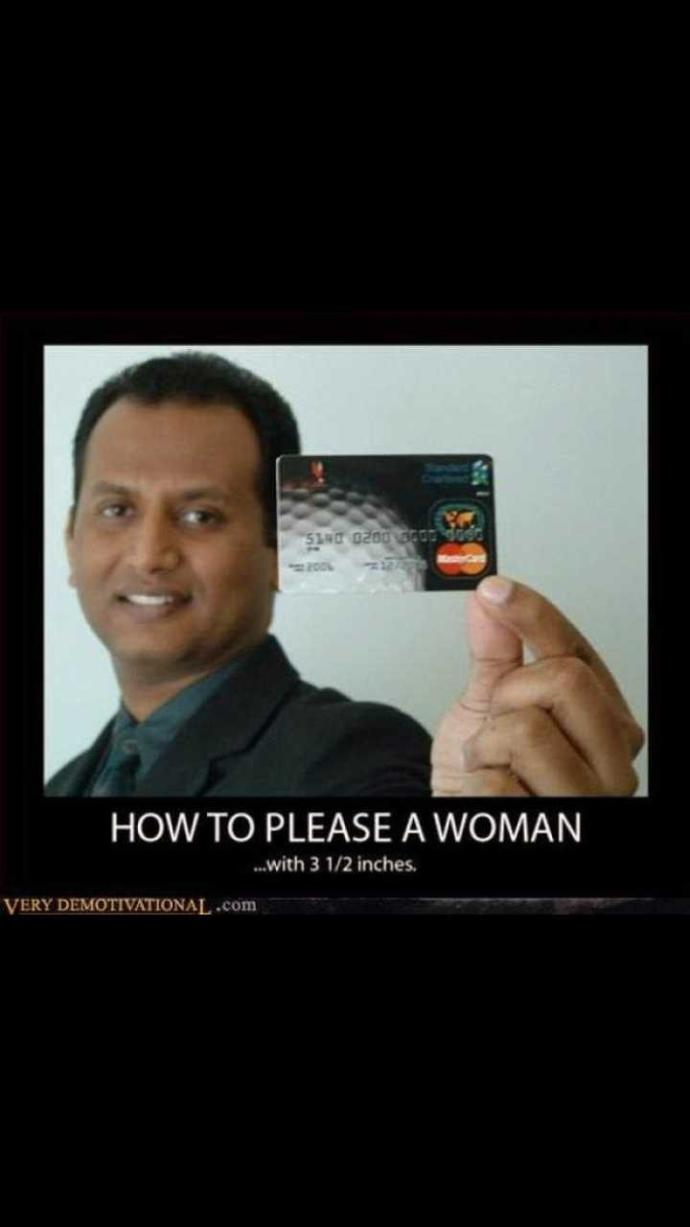 How to please a woman lmfao?