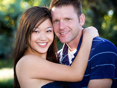 Asian females dating white guys