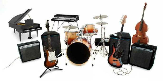 What the most attractive instrument to play??