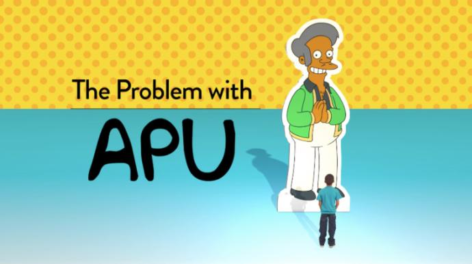 To Indian Gag users, how do you feel about Apu from the Simpsons? Do you think he's an offensive stereotype?