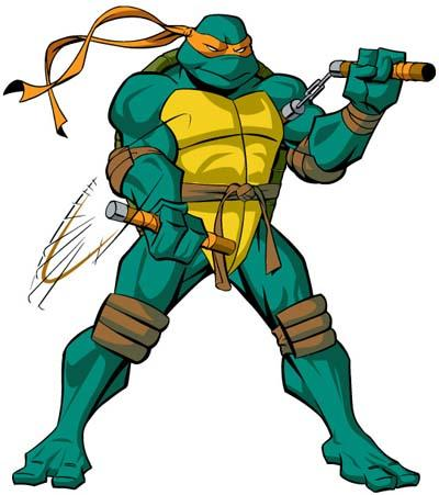 Who was your favourite TMNT?