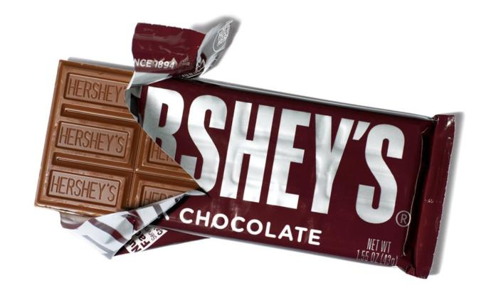 Can only an American love Hershey's chocolate?