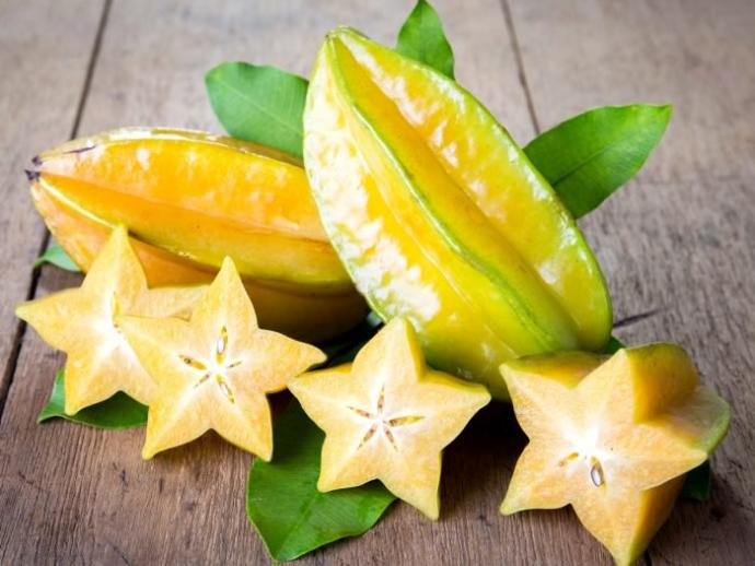 Have you ever tried Star Fruit before?