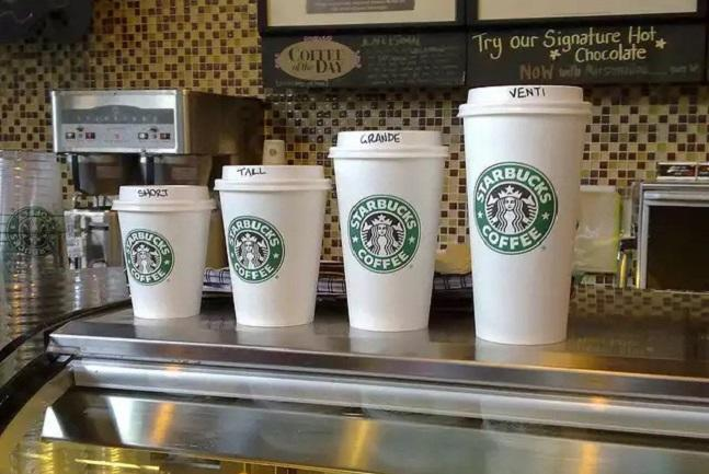 What size coffee do you usually buy?