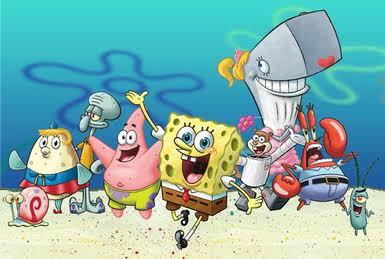 Who was your favorite Spongebob character?