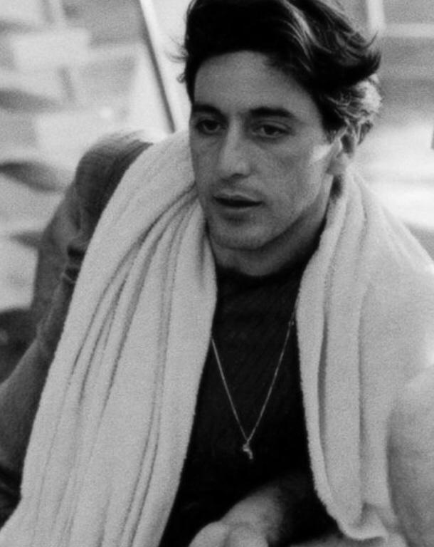 is it weird that I'm sad and depressed that my baby daddy and future husband won't be Al Pacino 🤧?